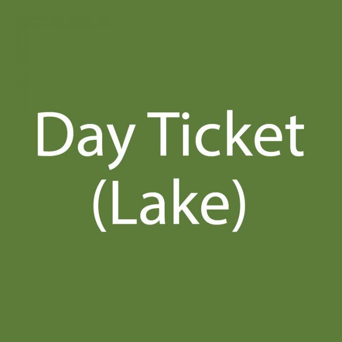 Day Ticket Lake